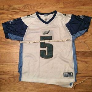 Donovan Mcnabb Philadelphia Eagles Jersey X-Large